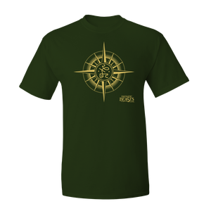 [Fantastic Beasts: T-Shirt: Icon Compass (Product Image)]