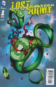 [Green Lantern: The Lost Army #1 (Product Image)]