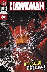 [Hawkman #22 (Product Image)]