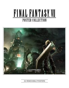 [Final Fantasy VII: Poster Collection (Product Image)]