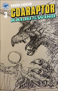 [Coaraptor: Kaiju Of The Wind (One Shot Bob Eggleton Cover) (Product Image)]