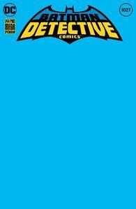[Detective Comics #1027 (Blank Variant) (Joker War) (Product Image)]