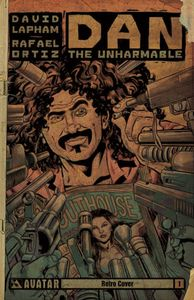 [Dan: The Unharmable #1 (Retro Variant) (Product Image)]