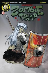 [Zombie Tramp: Ongoing #66 (Cover A Maccagni) (Product Image)]