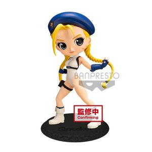 [Street Fighter: Q Posket Statue: Cammy (White) (Product Image)]