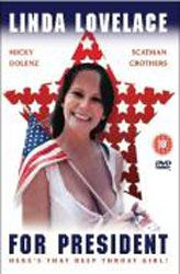 [Linda Lovelace For President (Product Image)]
