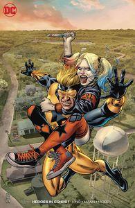 [Heroes In Crisis #1 (JG Jones Variant Edition) (Product Image)]