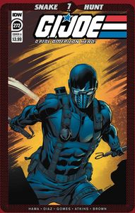 [Gi Joe: A Real American Hero #272 (Cover A Diaz) (Product Image)]