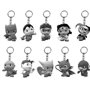 [DC Comics: Keychain: Little Mates (Product Image)]