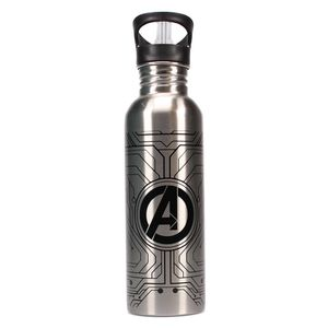 [Avengers: Water Bottle: Iron Man (Product Image)]