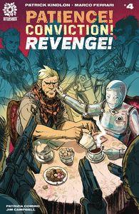 [Patience! Conviction! Revenge! #4 (Product Image)]
