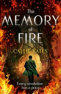 [The Waking Land: Book 2: The Memory Of Fire (Hardcover) (Product Image)]