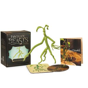 [Fantastic Beasts & Where To Find Them: Bendable Bowtruckle Kit (Miniature Editions) (Product Image)]