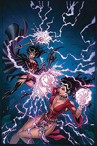 [Grimm Fairy Tales #23 (Cover B Royle) (Product Image)]