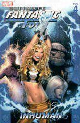[Ultimate Fantastic Four: Volume 4: Inhuman (Product Image)]