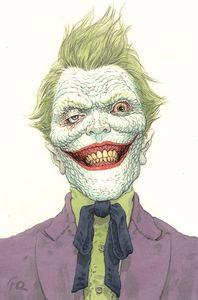 [Joker #1 (Cover B Frank Quitely Variant) (Product Image)]