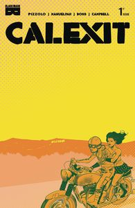 [Calexit #2 (2nd Printing) (Product Image)]