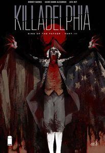 [Killadelphia #3 (2nd Printing) (Product Image)]