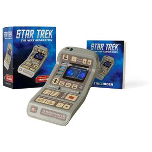 [Star Trek: Light & Sound Tricorder Kit (Miniature Edition) (Product Image)]