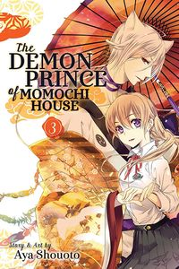 [The Demon Prince Of Momochi House: Volume 3 (Product Image)]