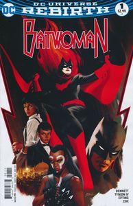 [Batwoman #1 (Product Image)]