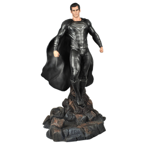 [Man Of Steel: DC Gallery PVC Statue: Krypton Superman (Product Image)]