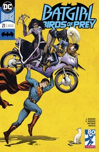 [Batgirl & The Birds Of Prey #21 (Variant Edition) (Product Image)]