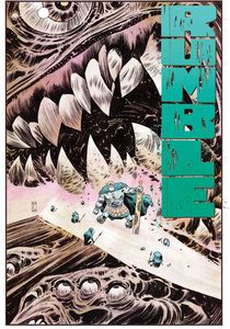 [Rumble #7 (Cover B Fejzula) (Product Image)]
