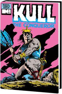 [Kull: The Conqueror: Original Marvel Years: Omnibus (Bolton DM Variant Hardcover) (Product Image)]