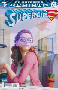 [Supergirl #14 (Variant Edition) (Product Image)]