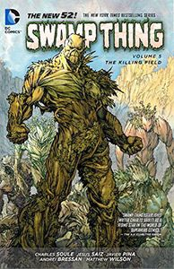 [Swamp Thing: Volume 5: The Killing Field (N52) (Product Image)]