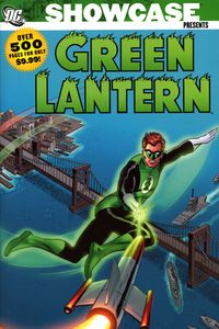 [Showcase Presents: Green Lantern: Volume 1 (Titan Edition) (Product Image)]