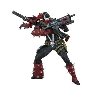 [Spawn: Colour Tops Action Figure: Commando Spawn (Product Image)]
