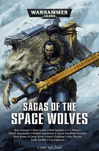 [Warhammer 40K: Sagas Of The Space Wolves: The Omnibus (Product Image)]