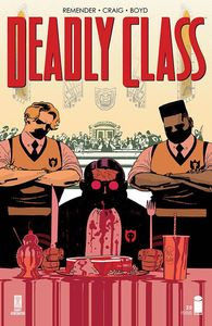 [Deadly Class #39 (Cover A Craig) (Product Image)]