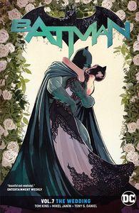 [Batman: Volume 7: The Wedding: Rebirth (Product Image)]