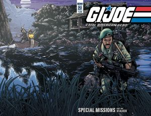 [Gi Joe: A Real American Hero #251 (Cover A Sanchez) (Product Image)]
