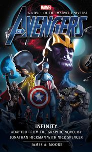 [Avengers: Infinity Prose Novel: 3 (Product Image)]