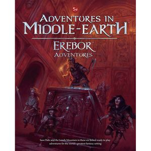[Erebor Adventures: Adventures In Middle-Earth (Product Image)]