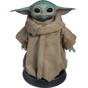 [Star Wars: The Mandalorian: Life-Size Statue: The Child (Baby Yoda) (Product Image)]