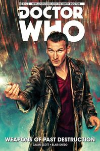 [Doctor Who: Ninth Doctor: Volume 1: Weapons Of Past Destruction (Hardcover) (Product Image)]