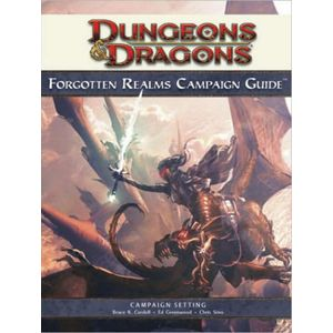 [Dungeons & Dragons: Forgotten Realms: Campaign Guide (4th Edition) (Product Image)]