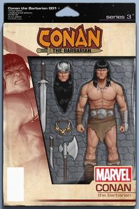 [Conan The Barbarian #1 (Christopher Action Figure Variant) (Product Image)]