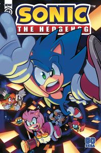 [Sonic The Hedgehog #38 (Cover A Matt Herms) (Product Image)]