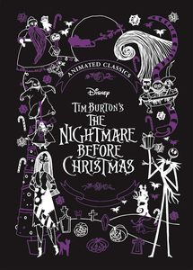 [Disney: Tim Burton's The Nightmare Before Christmas (Hardcover) (Product Image)]