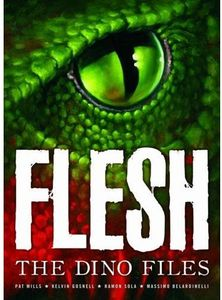 [2000AD: Flesh: The Dino Files (Product Image)]