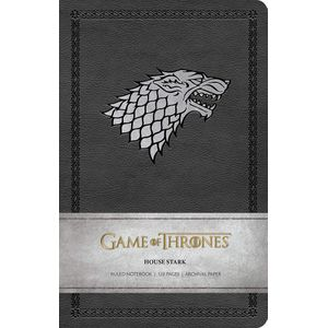 [Game Of Thrones: Ruled Notebook: House Stark (Product Image)]