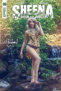 [Sheena #6 (Cover D Cosplay) (Product Image)]