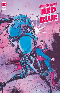[Superman: Red & Blue #3 (Cover A Paul Pope) (Product Image)]