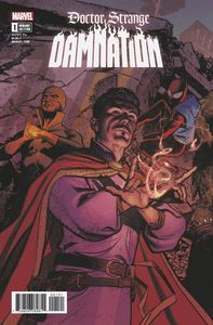 [Doctor Strange: Damnation #1 (Connecting Variant) (Legacy) (Product Image)]
